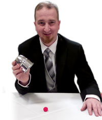 Gregory Diamond - Zaubershows, Tischmagie, Moderation