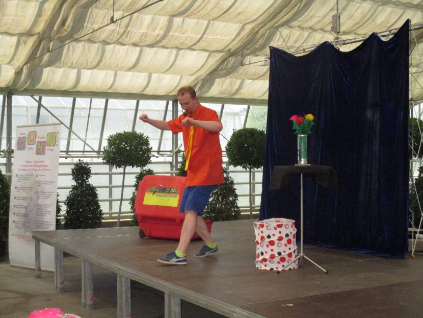 Gregory Kinderzaubershow
